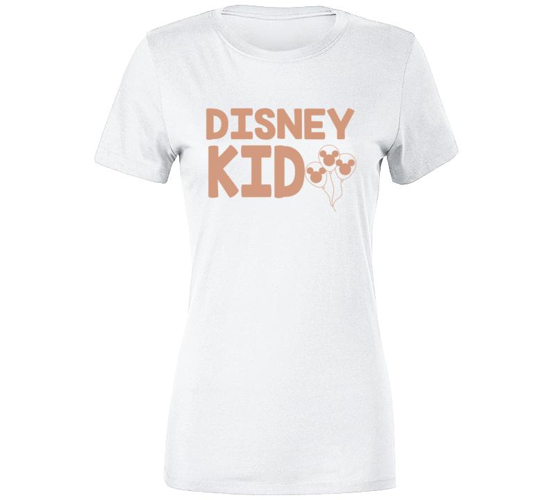Mickey Ears Balloon Amusement Park Florida Parade T-shirt
