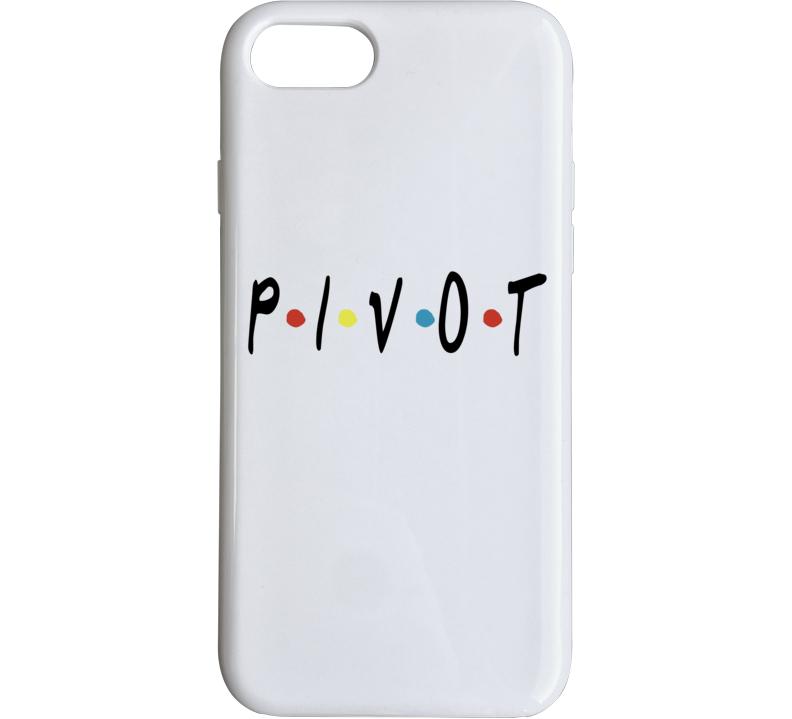 Friends Pivot Ross Geller Iphone Case Christmas Gift Idea  Phone Case