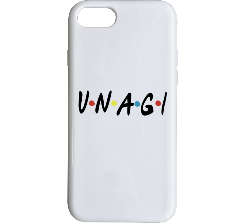 Friends Unagi Ross Geller Iphone Case Christmas Gift Idea Phone Case