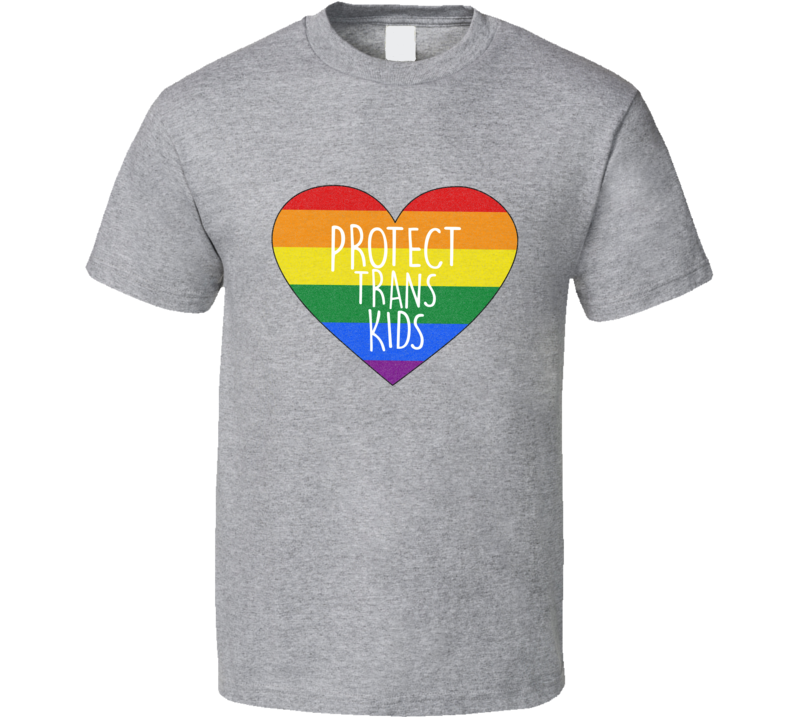 Protect Trans Kids SNL LGBT Pride Community T-shirt