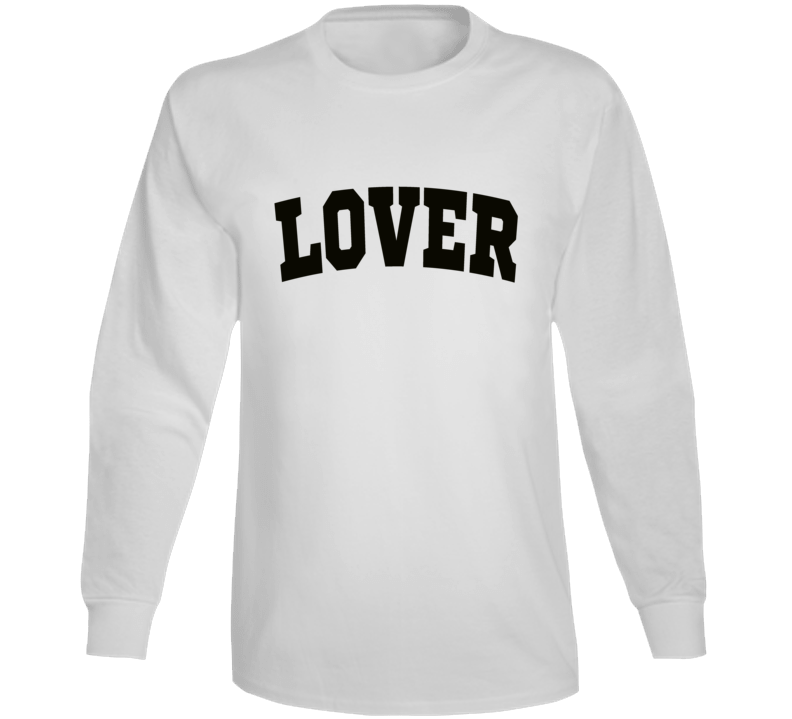 Colton Bachelor Wears Lover Long Sleeve Style T-shirt