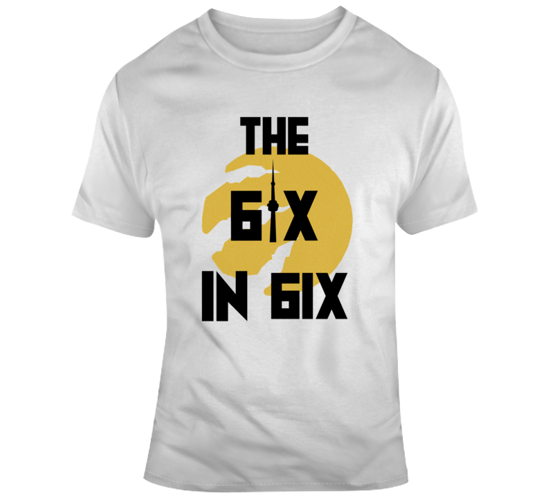 The 6ix In 6 Toronto Basketball 2019 Final Champions T Shirt