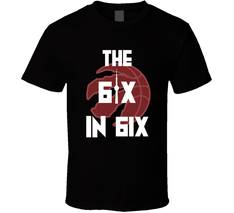 The Six In 6 Toronto Basketball Final 2019 Championship T Shirt