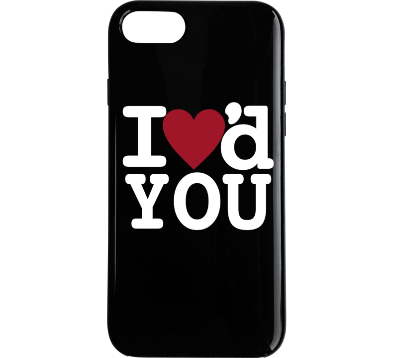 I Heart You Rob K. Tv Celebrity Reality Phone Case