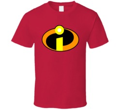 Incredibles Logo T Shirt