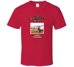 The Tragically Hip Road Apples T Shirt