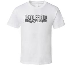 Battlefield Vietnam Logo T Shirt