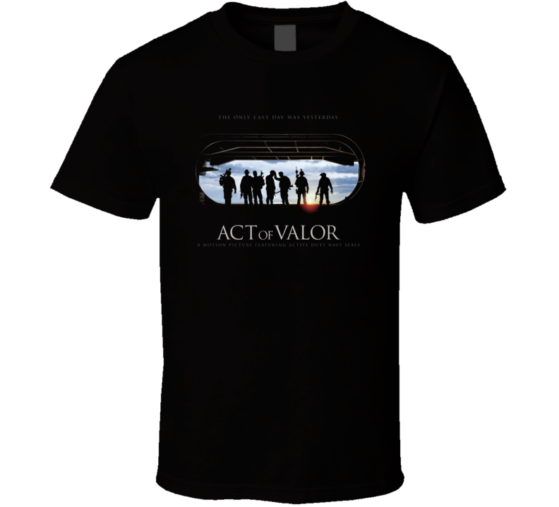 Act of Valor T Shirt