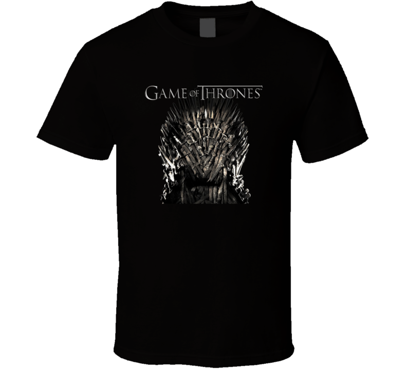 Game Of Thrones Cover T Shirt