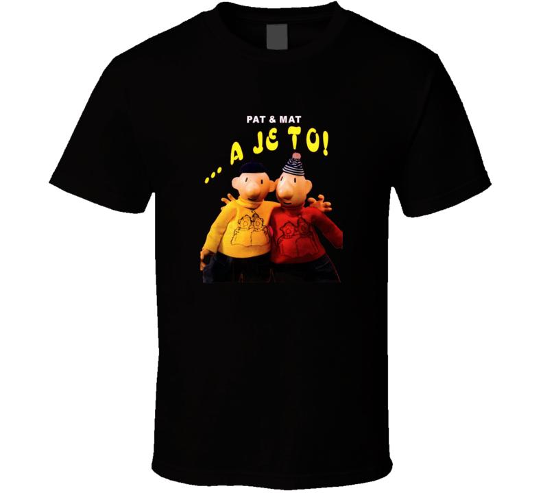 Pat & Mat Ajeto T Shirt