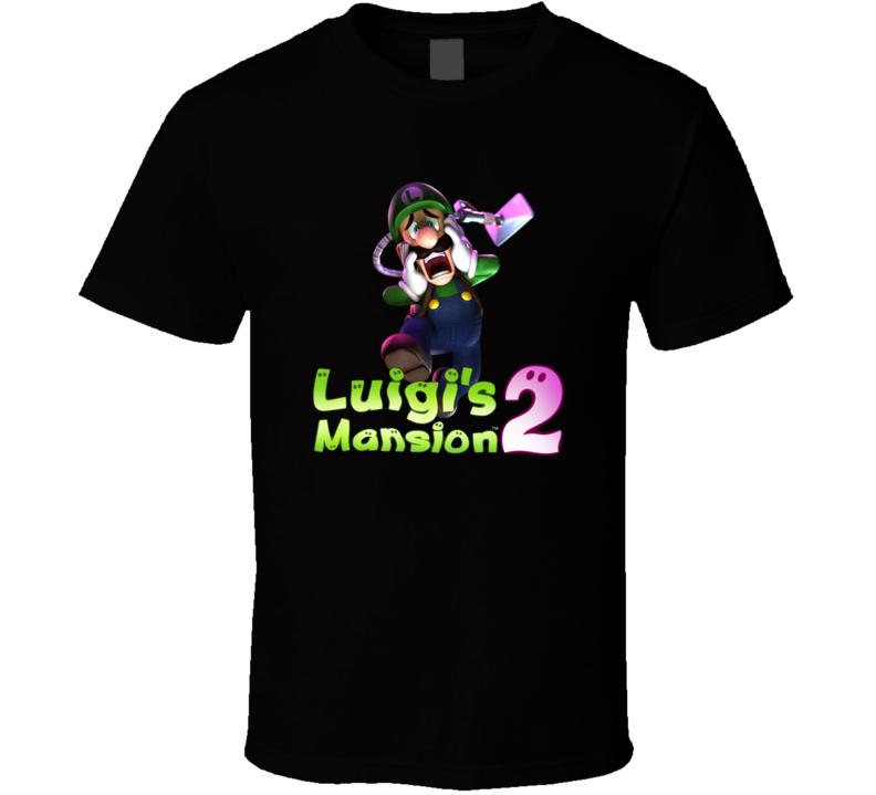 Luigi\'s Manson 2 T Shirt