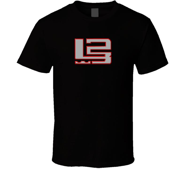 Lebron James Logo Basketball T Shirt