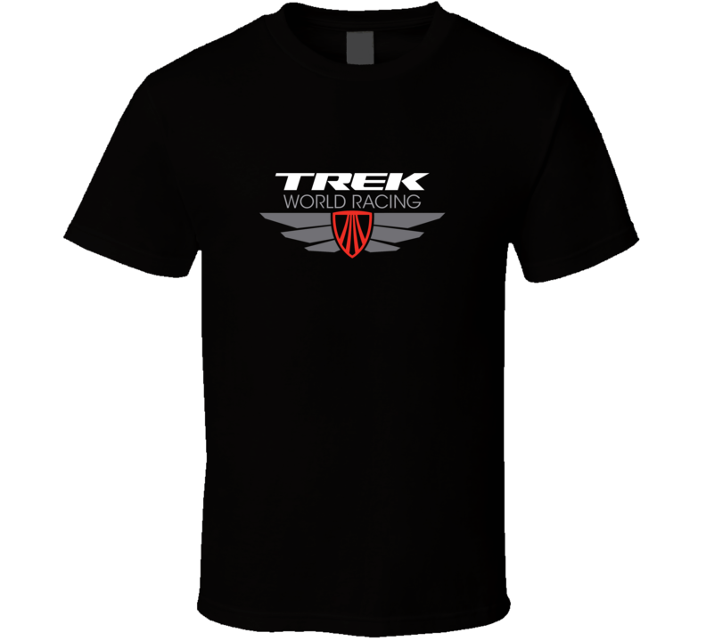 Trek World Racing Logo T Shirt