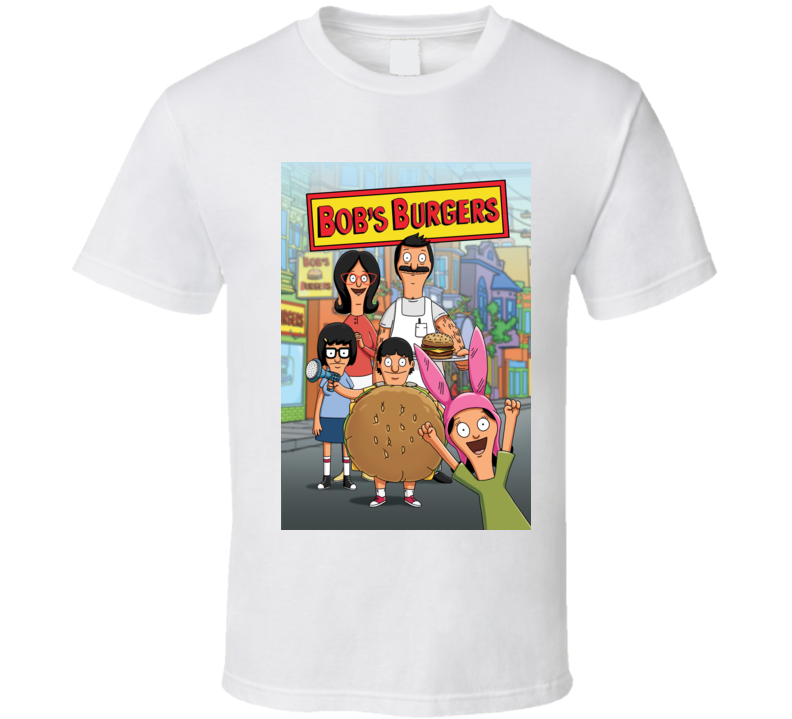 Bob's Burgers 2 T Shirt