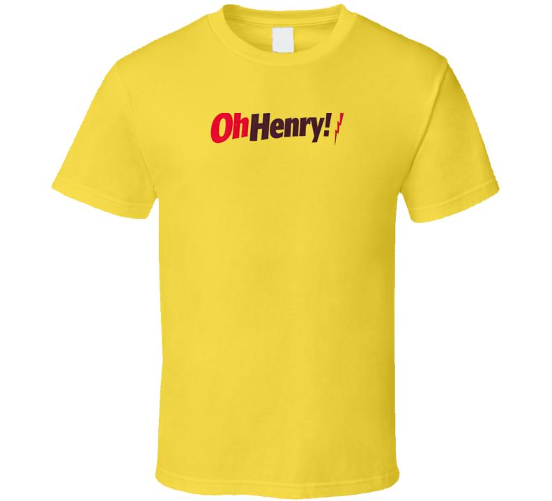 Oh Henry Daisy T Shirt