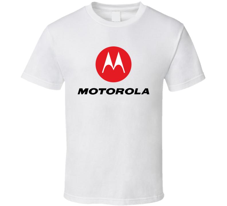 Motorola Logo T Shirt