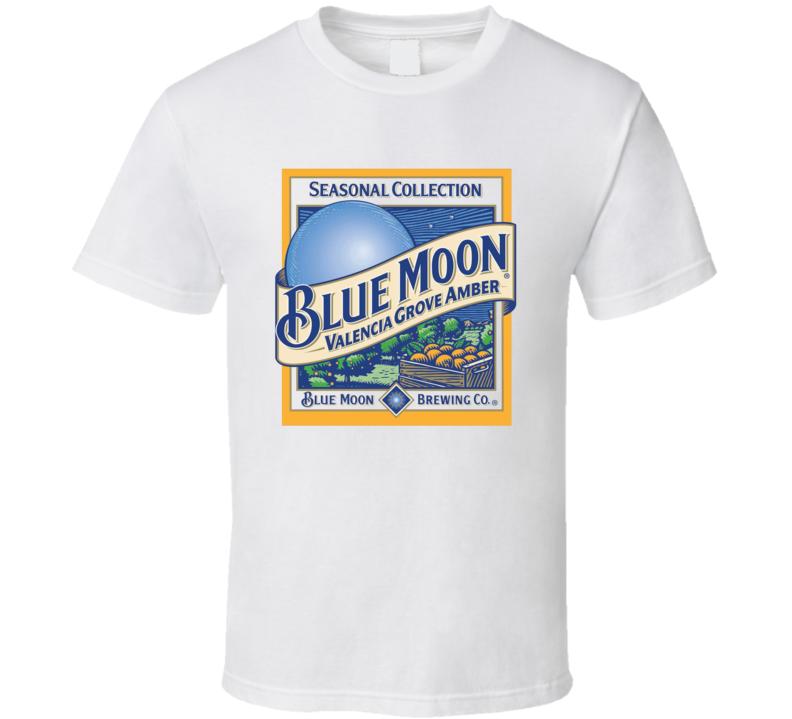 Blue Moon Valencia Ale Logo