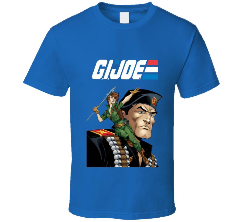 G.I. Joe American Hero Royal Blue