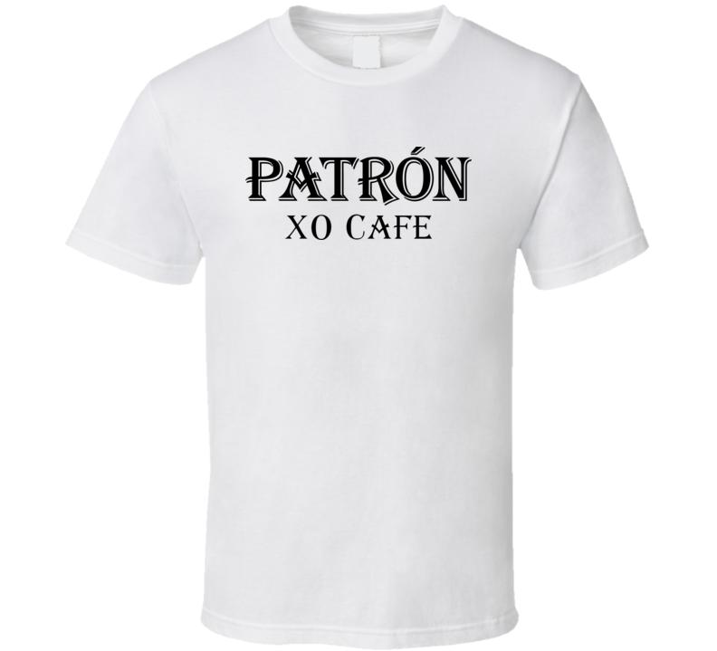 Patron XO Cafe Logo
