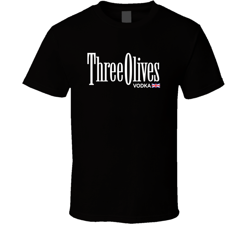 Three Olives Vodka logo
