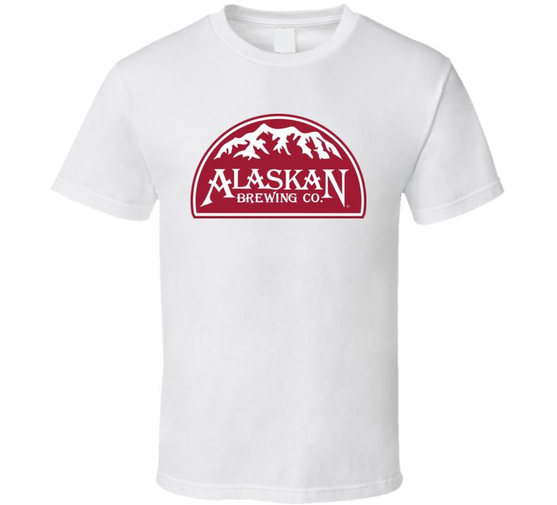 Alaskan Brewing Logo T Shirt