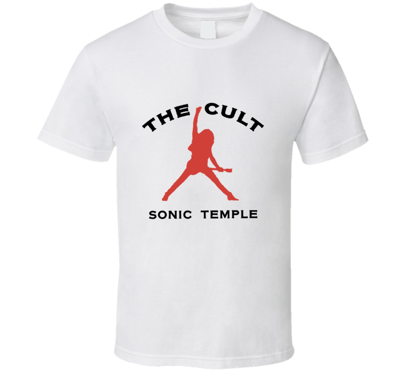 The Cult Sonic Temple c76 T Shirt