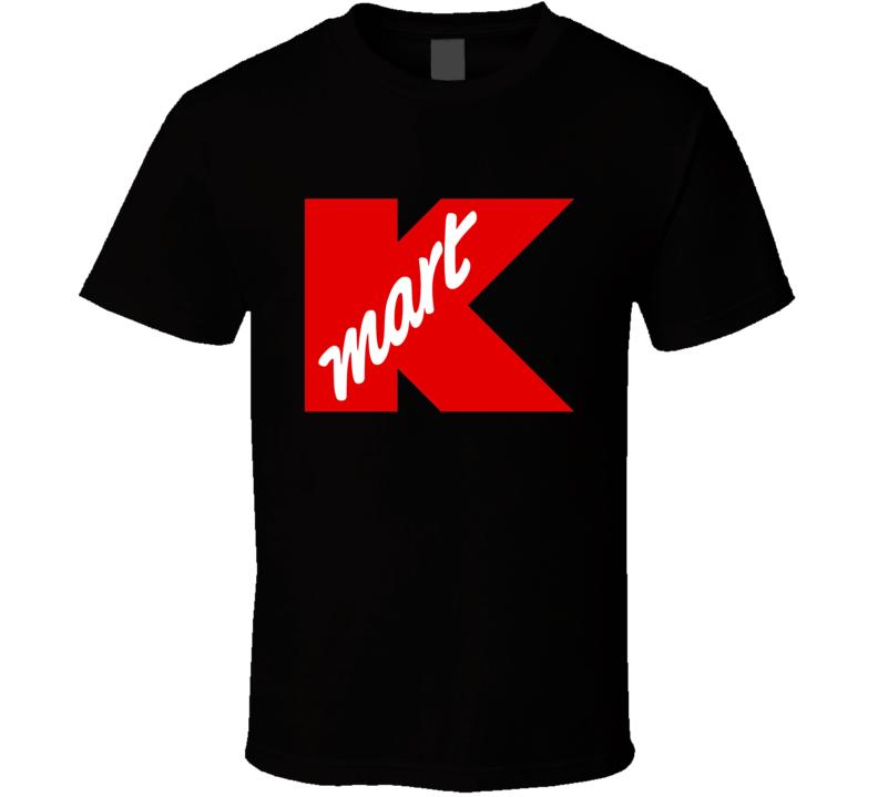Kmart logo km43 T Shirt