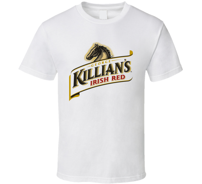 George Killian's Irish Red Custom T Shirt