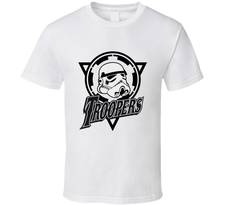 Stormtrooper Star Wars Poster T Shirt