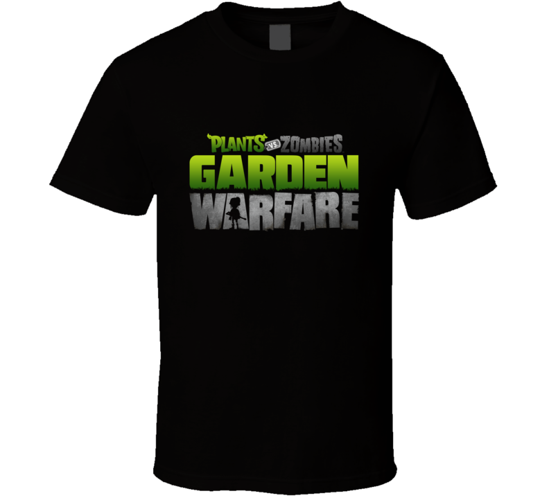 PVSZ Plants VS Zombies Garden Warfare T Shirt