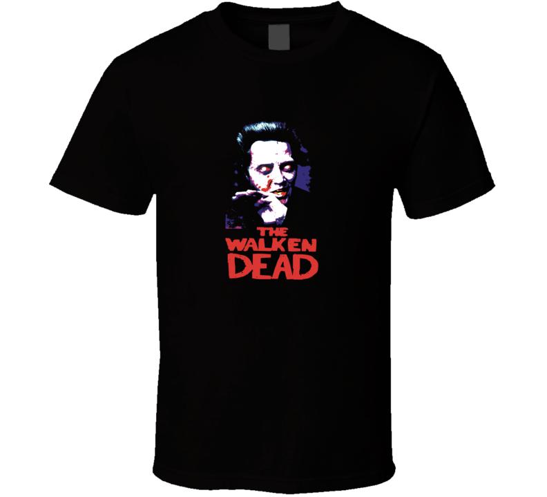The Walkin Dead Custom T Shirt