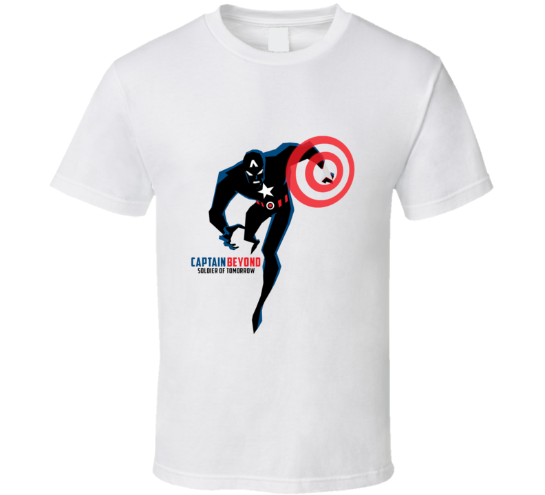 Captain Beyond Soldier of Tomorrow T Shirt
