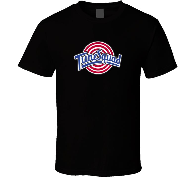 Tune Squad Space Jam Logo T Shirt