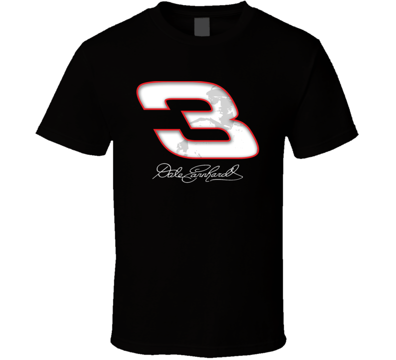 Dale Earnhardt Nascar Racing T Shirt