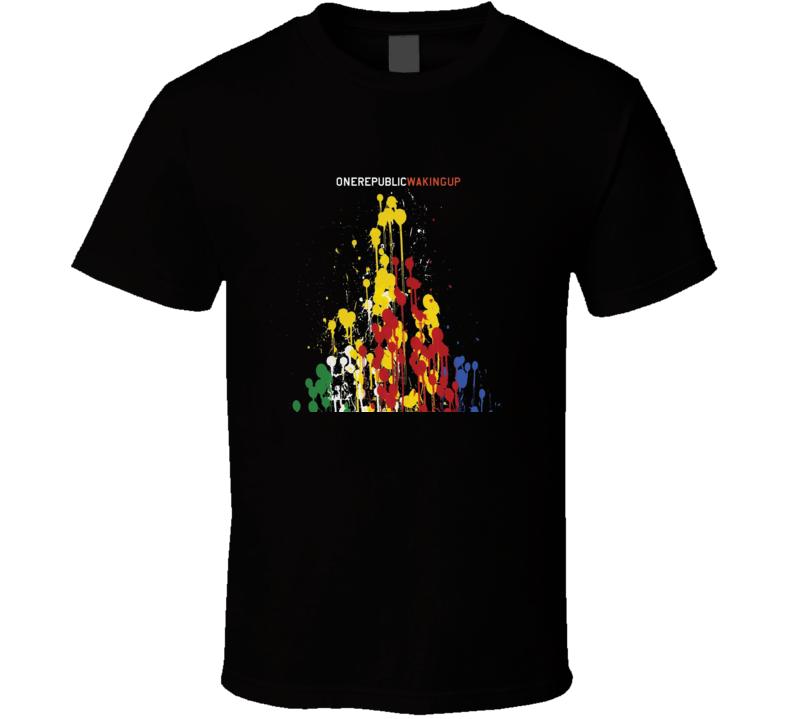 Onerepublic T Shirt
