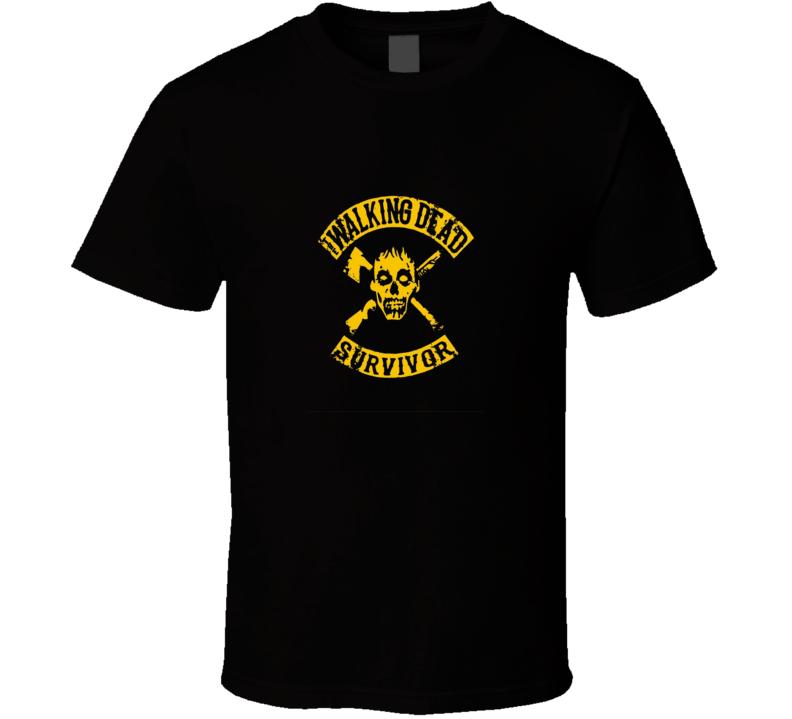 WD Survivor T Shirt