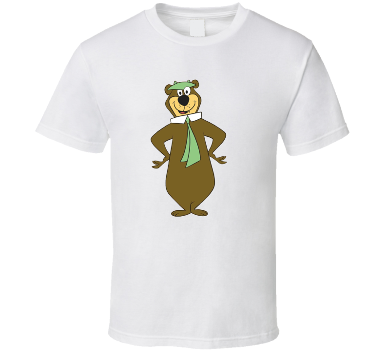 Yogi Bear TV Cartoon T Shirt