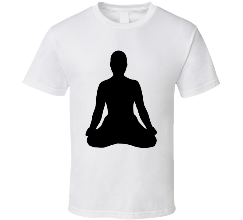 Yoga Position yp2737s T Shirt