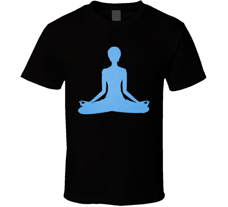 Yoga Position yp019s T Shirt