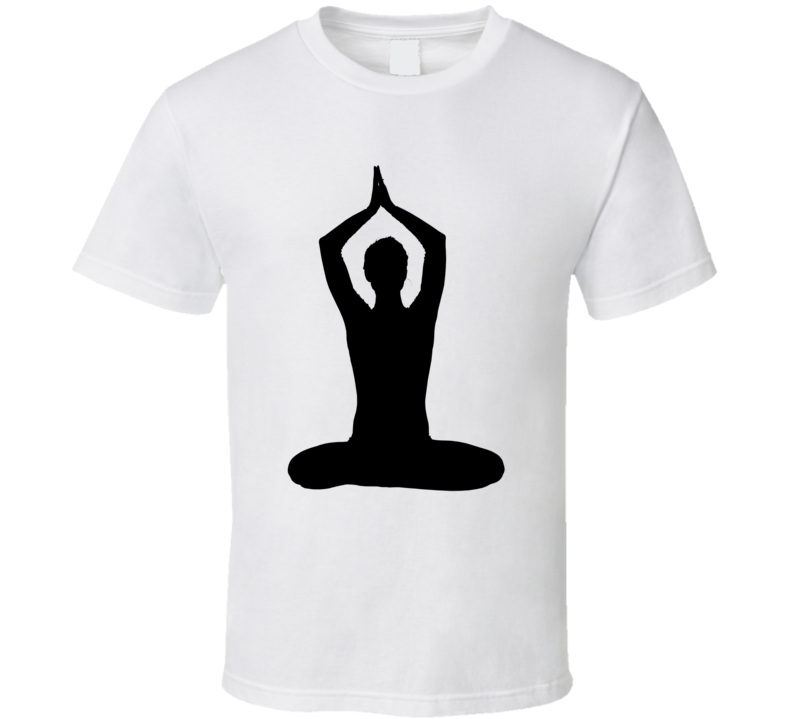 Yoga Position yp016c T Shirt