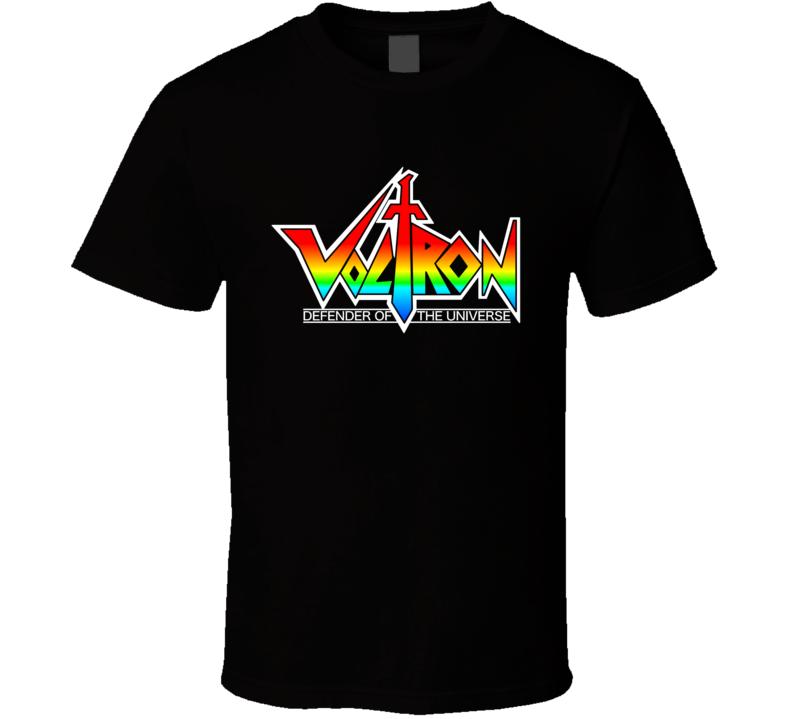 Voltron Logo T Shirt