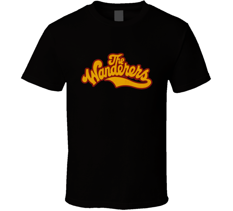 The Wanderers Logo Movie T Shirt