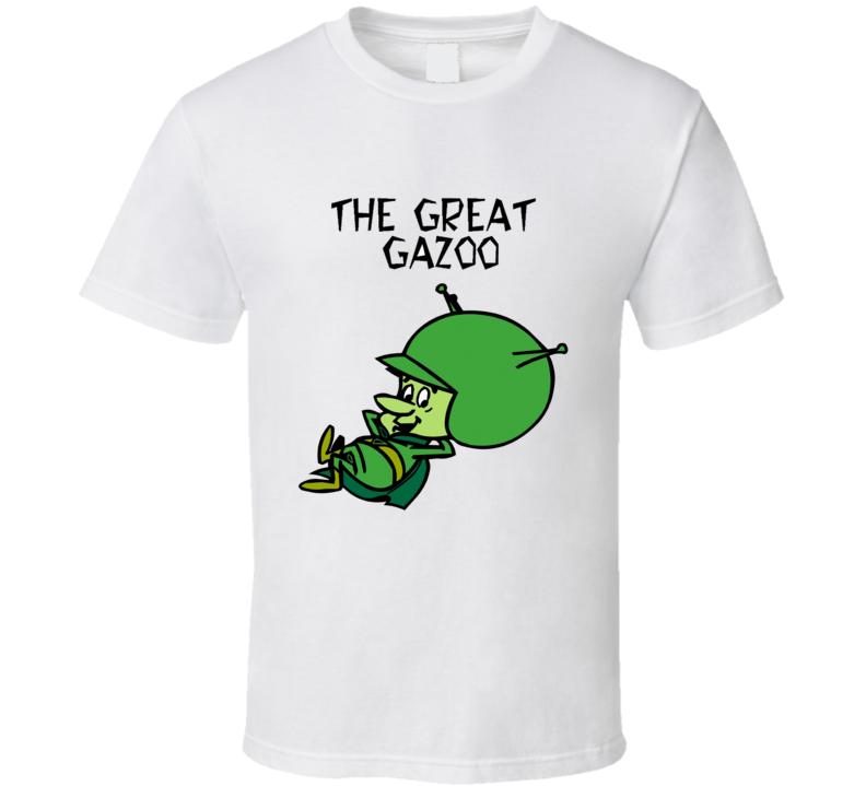 The Great Gazoo g918 T Shirt