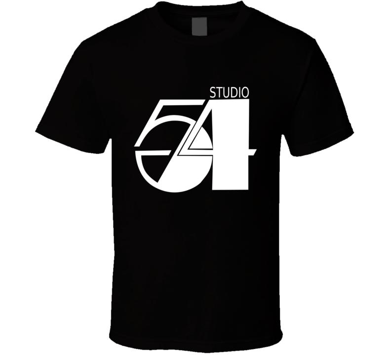 STUDIO 54 Logo sl891a T Shirt