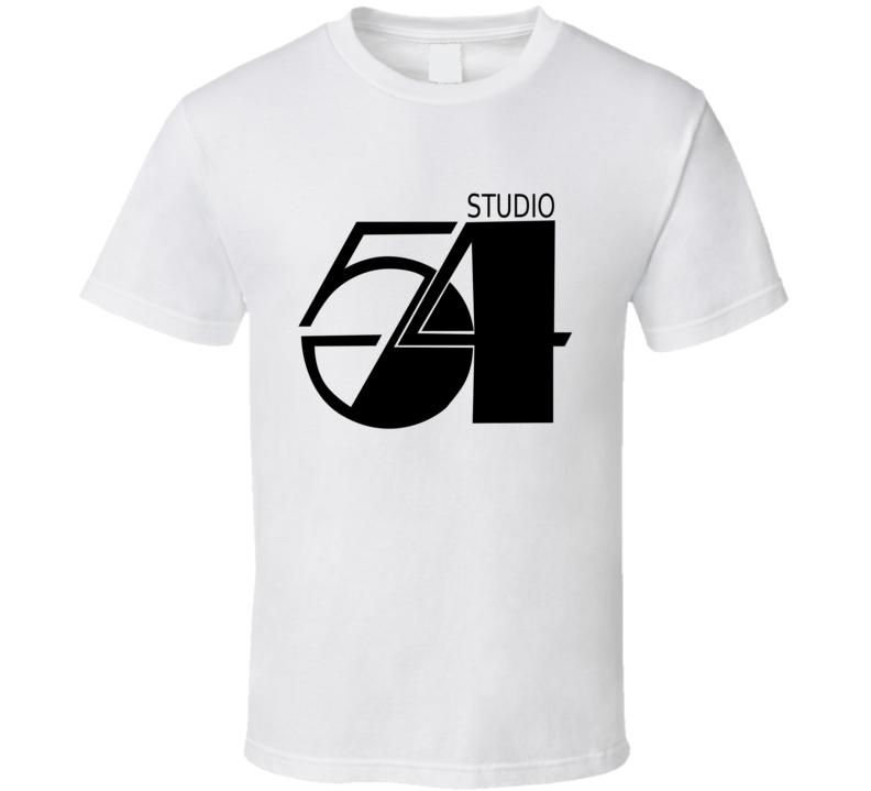 STUDIO 54 Logo sl791k T Shirt