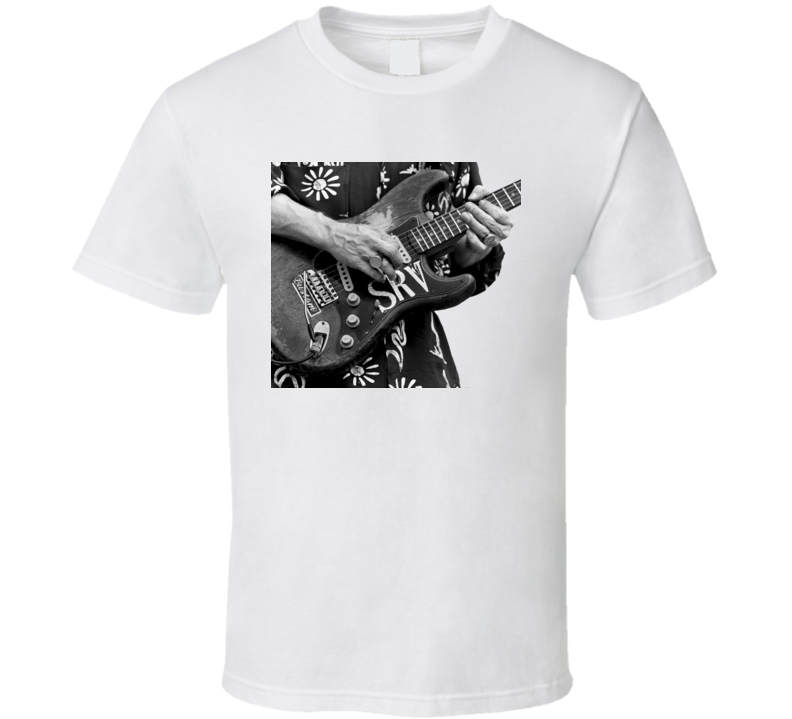 Stevie Ray Vaughan SRV T Shirt