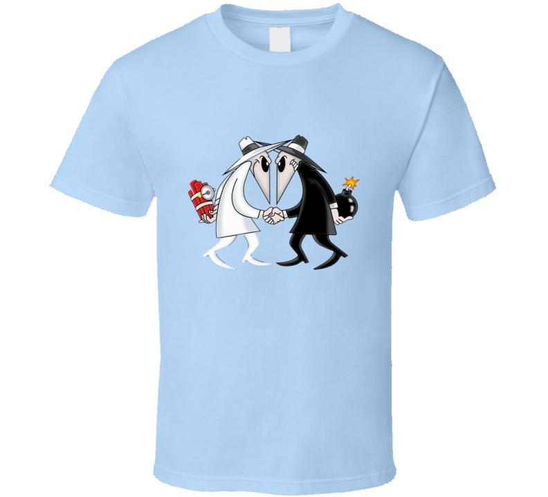 Spy VS Spy Comics T Shirt