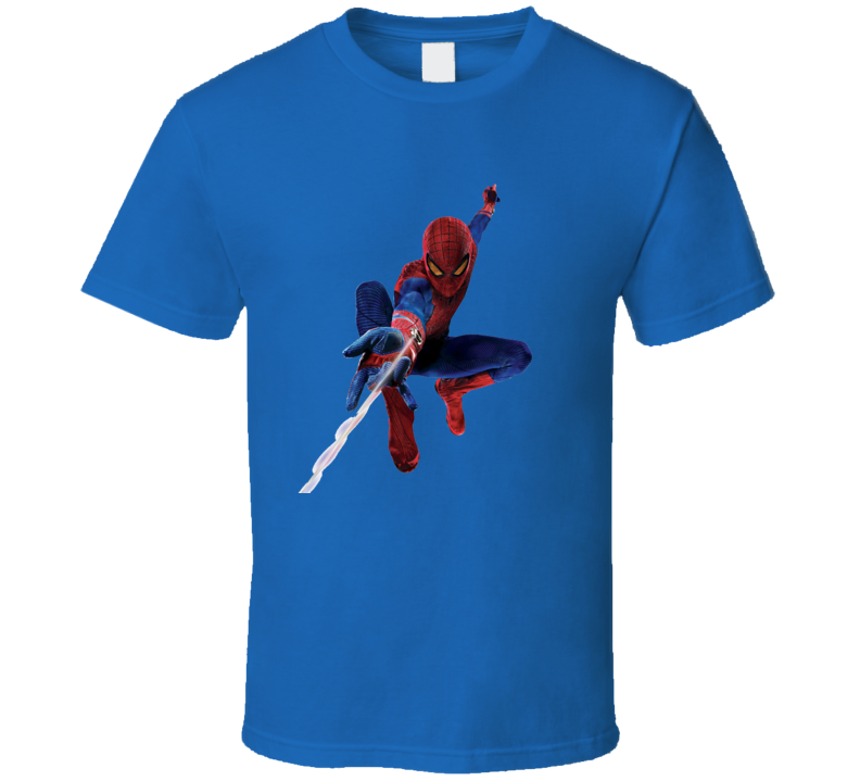 Spiderman In Action sp8271b T Shirt