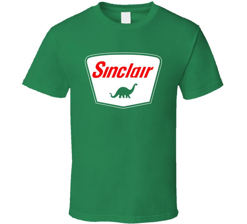 Sinclair Oil logo T Shirt