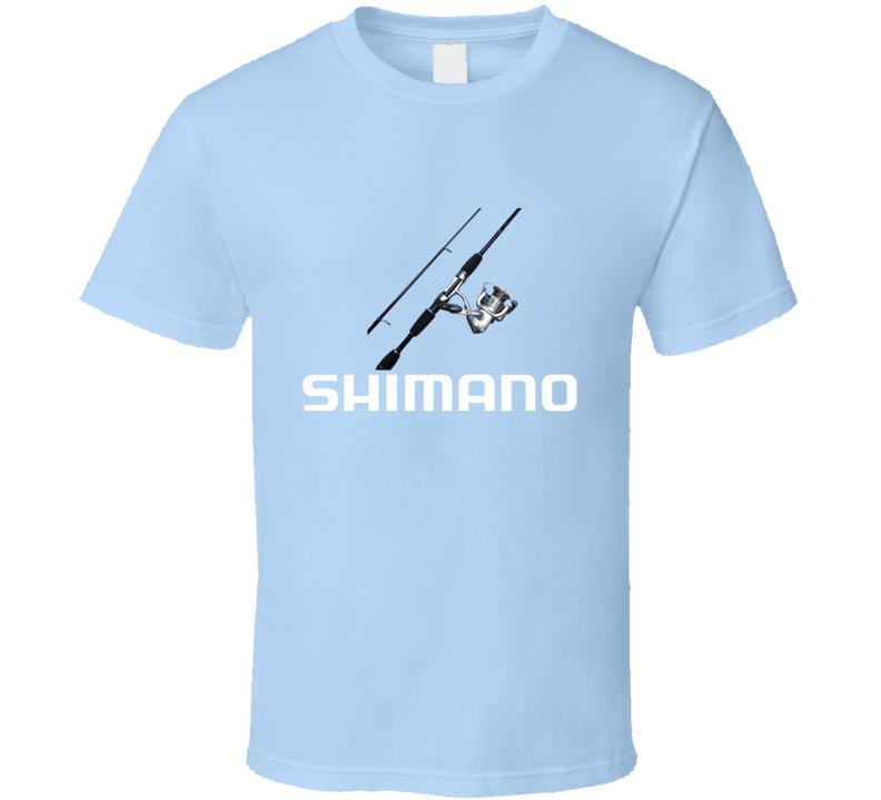 Shimano Fishing Logo T Shirt